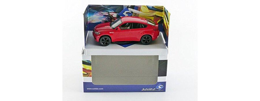 Solido Miniature Voiture De Collection 4401000 Rouge