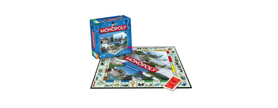 Monopoly Haute Savoie Jeu De Société