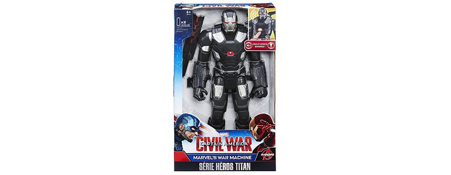 Marvel Avengers B61791010 Figurine Electronique War Machine