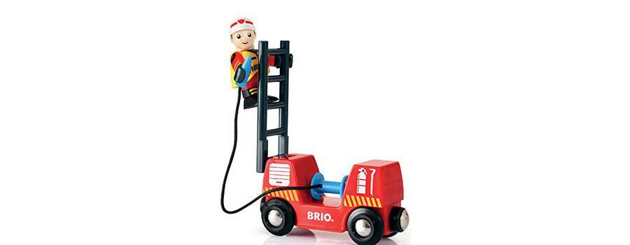 Brio World 33815 Circuit Action Pompier
