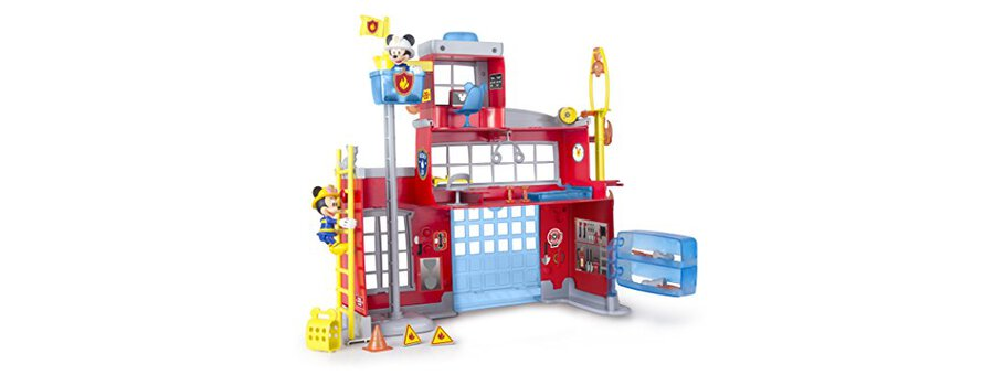 IMC Toys Caserne De Pompiers (Imt) 184534 Disney